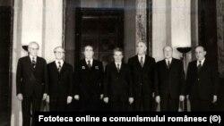 Șefi de delegații la București la reuniunea Comitetului Politic al Tratatului de la Varșovia. Fototeca online a comunismului românesc (25-26 noiembrie 1976) Cota:330/1976