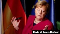 Njemačka kancelarka Angela Merkel.