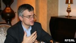 EU special envoy Peter Semneby