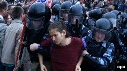 Расейскія пратэсты - новая Балотная ці новы Майдан
