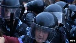Поліцейські Москви, ілюстративне фото