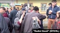 Amnesty of Tajik prisoners (file photo from October 2019)
