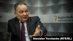 Эскендер Бариев, глава Крымскотатарского ресурсного центра, член Меджлиса крымскотатарского народа