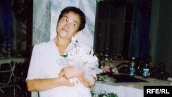 Ogulsapar Muradova in 2002 (file photo)