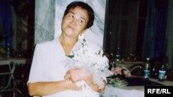 Ogulsapar Muradowa, 2002-nji ýyl (Arhiwden alnan surat)