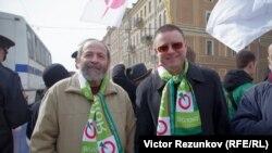 Борис Вишневський та Олександр Кобринський