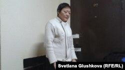 Үміт Нұртазина. Астана, 24 желтоқсан 2013 жыл.