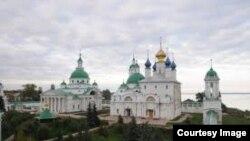 Данилов монастырь, где прошла встреча духовных лидеров, г. Москва