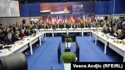Prvi dan OEBS samita u Beogradu