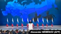 Путин Владимир къамел деш ву Федералан Кхеташоне.