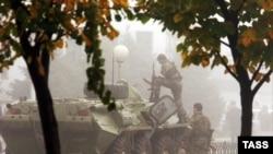 Нападение на Нальчик 13 октября 2005 года