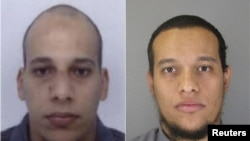 Браќата Шариф и Саид Коучи