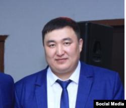 Шамшар Чотонов.