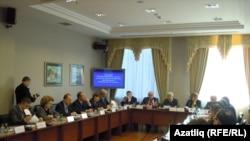 Татарстан дәүләт шурасындагы утырыш барышы
