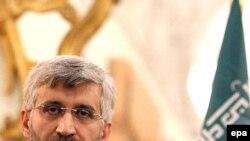 سعید جلیلی مذاکره کننده ارشد هسته ای ایران. ( عکس: EPA)