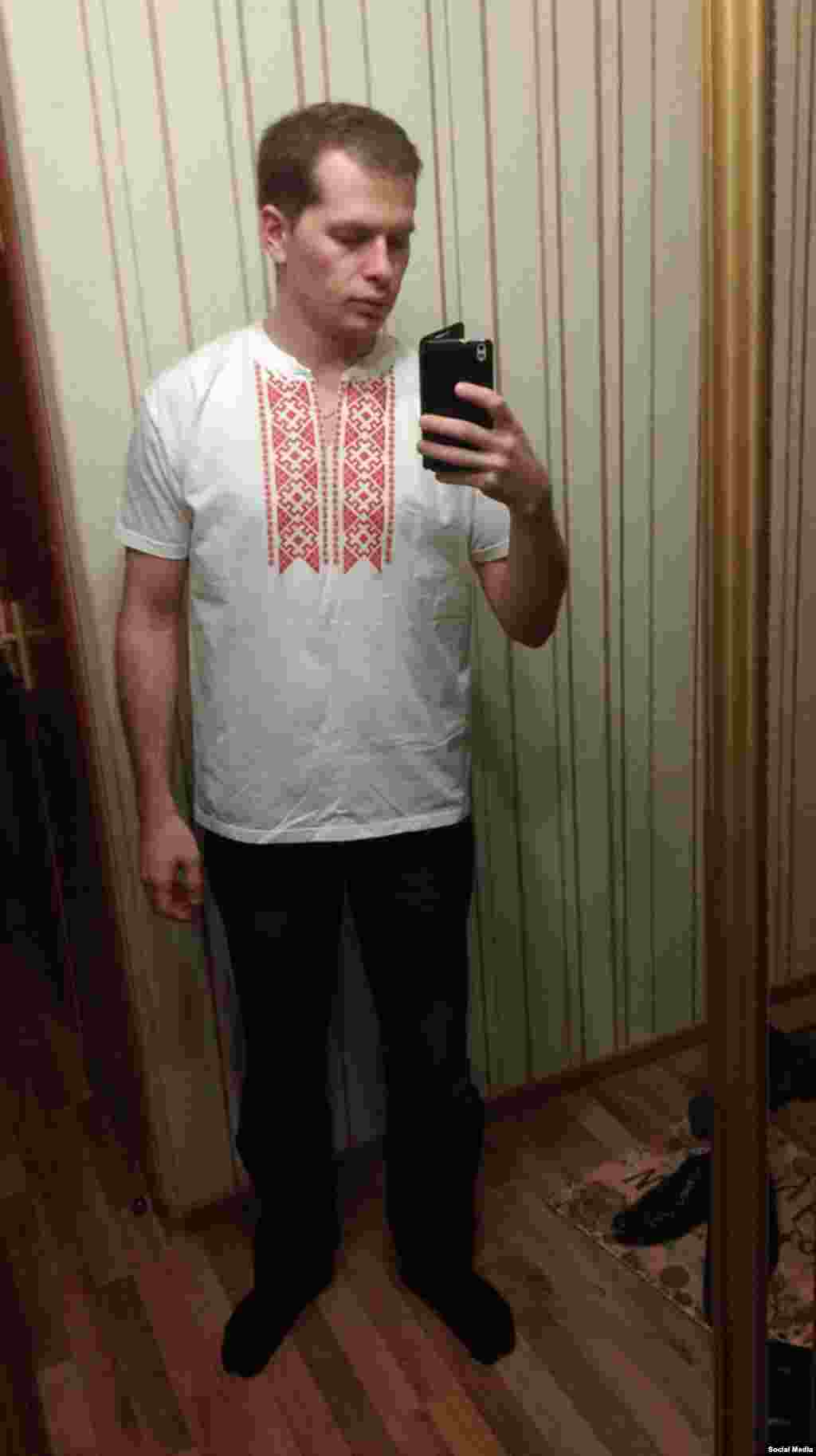 Максім Хацько зь Менску («Мая краіна Беларусь»)