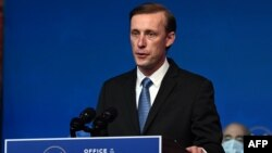 "U.S. national-security adviser Jake Sullivan: ""A mix of tools seen and unseen"""