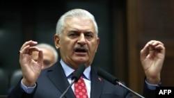 Түркия премьер-министрі Бинали Йылдырым