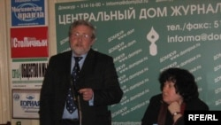 Лондонда яшәп иҗат итүче язучы Равил Бохараев