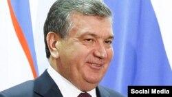 Шавкат Мирзиёев, иҷрокунандаи вазифаи президенти Узбакистон