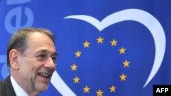 خاویر سولانا، مسئول سیاست خارجی اتحادیه اروپا