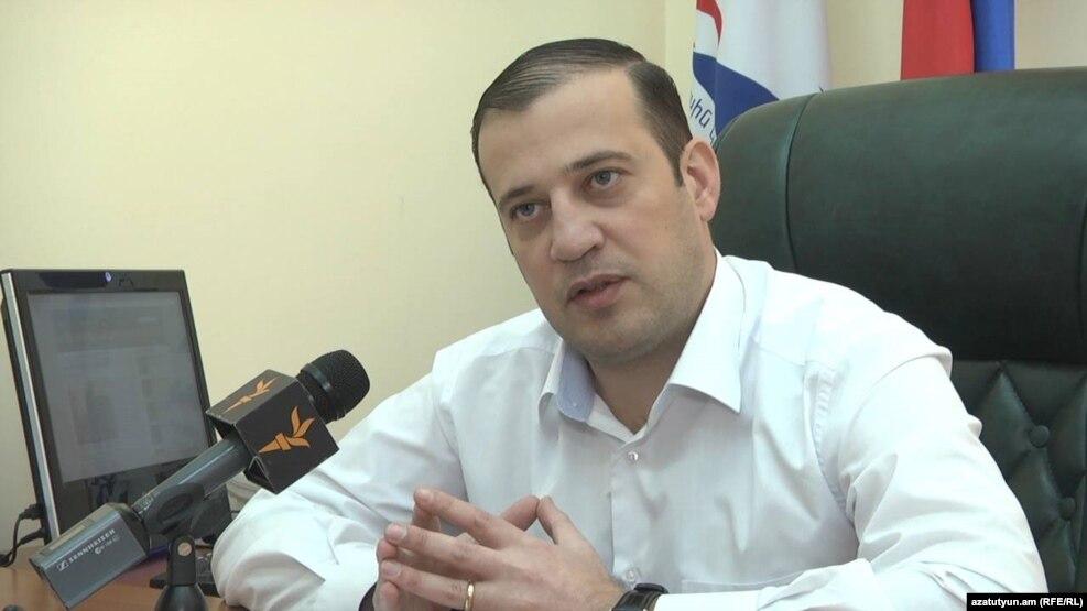 «Иравунк»: Племянник Альберта Базеяна вступил в новую Реформистскую партию Ваана Бабаяна
