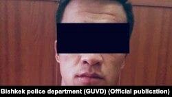 Подозреваемый в избиении Али Абубакара.