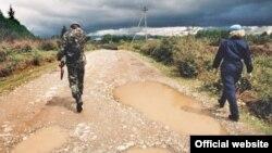 Наблюдатели ООН в Гальском районе Абхазии. В случае дальнейшей эскалации напряженности остановить войну они будут не в состоянии