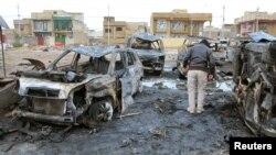 انفجار در یک محله شیعه نشین بغداد (عکس از آرشیو)