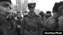Россия-Чачаналъе ритIулел солдаталги гьезул улбулги. Тверь, Дек1994
