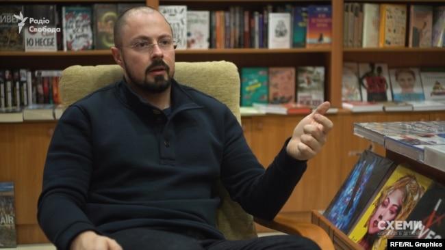 Політтехнолог Дмитро Раімов