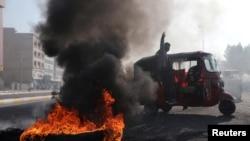 Антиправительственные протесты, Ирак. 20 января 2020