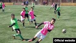Tajikistan,Dushanbe city, Tajikistan national football team U-15, 4April2018