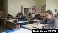 Австри --Венерчу нохчийн школехь, 2014