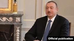 Озарбайжон Президенти Илҳом Алиев