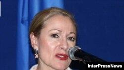 Бенита Ферреро-Вальднер, комиссар ЕС по вопросам внешней политики