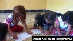 Реабилитация детей в Ираке (архив)