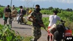 در حملات شبهنظامیان بودو در ماه مه دستکم ۴۵ نفر کشته شدند