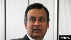 Pakistan's ambassador to the United States, Husain Haqqani