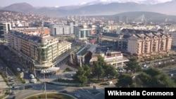 Pamje nga Podgorica, Mali i Zi