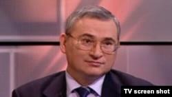 """Сергей Бодрунов в эфире """"Пятого канала"""""""