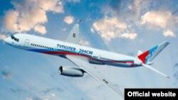 Самолет Ту-204СМ