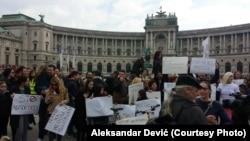 Skup podrške u Beču