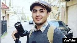 Mehman Hüseynov, arxiv foto