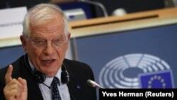 جوزپ بورل، مسئول جدید سیاست خارجی اتحادیه اروپا