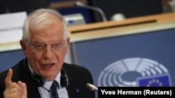 Жозеп Борел, висок претставник на ЕУ за надворешни работи и безбедносна политика