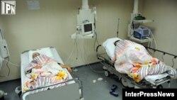 ქლორით მოწამლულები საავადმყოფოში