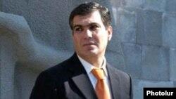Один из лидеров армянской оппозиции Арам Саргсян (архив)