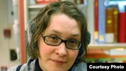 Russia -- Olga Serebryanaya, blogs observer, undated