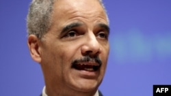"U.S. Attorney General Eric Holder ordered the investigation into the possible torture of detainees held in overseas ""black sites."""